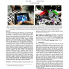 Interference avoidance in multi-user hand-held augmented reality