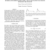 Interpolating hidden Markov model and its application to automatic instrument recognition
