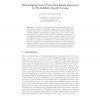 Interpolating Novel Views from Image Sequences by Probabilistic Depth Carving