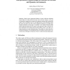 Interpretation of Spatio-temporal Relations in Real-Time and Dynamic Environments