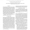 Intra-session variability compensation and a hypothesis generation and selection strategy for speaker segmentation