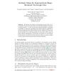 Intrinsic Mean for Semi-metrical Shape Retrieval Via Graph Cuts