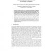 Introducing Autonomic Behaviour in Semantic Web Agents