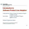 Introduction to Software Product Line Adoption