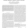 Invariance Property of Isotropic Random Walk Mobility Patterns in Mobile Ad-Hoc Networks