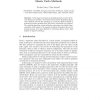 Inverse Kinematics Using Sequential Monte Carlo Methods