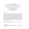 Investigating the effort of using business process management technology: Results from a controlled experiment