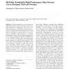 IQ-Paths: Predictably High Performance Data Streams across Dynamic Network Overlays