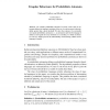 Irregular Behaviours for Probabilistic Automata