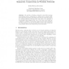 Iterated Local Search for Minimum Power Symmetric Connectivity in Wireless Networks