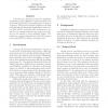 Iterative Split Adjustment for Building Multilabel Decision Trees