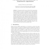 Joint Appearance and Deformable Shape for Nonparametric Segmentation