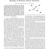 Joint Base Station Placement and Fault-Tolerant Routing in Wireless Sensor Networks