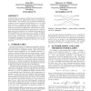 Joint rate-and-power allocation for multi-channel spectrum sharing networks