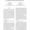 Key Establishment Using Secure Distance Bounding Protocols