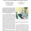 Kinematic Design Optimization of an Actuated Carrier for the DLR Multi-Arm Surgical System