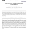 Kinetic and dynamic Delaunay tetrahedralizations in three dimensions
