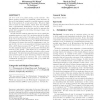 Kinetic sorting and kinetic convex hulls