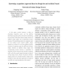 Knowledge Acquisition Approach Based on Rough Set and Artificial Neural Network in Product Design Process