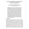 Knowledge Acquisition Based on Semantic Balance of Internal and External Knowledge
