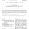 Landscape analysis and simulation shell (Lass)