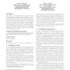 Lang's Universal molecule algorithm