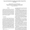 Large-Scale Benchmarking of the OWL Interoperability of Semantic Web Technologies
