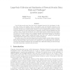 Large-scale collection and sanitization of network security data: risks and challenges