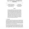 Large-Scale Prediction of Disulphide Bond Connectivity