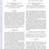 Law recognition via histogram-based estimation