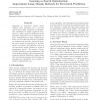 Learning as search optimization: approximate large margin methods for structured prediction