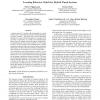 Learning Behavior Models for Hybrid Timed Systems
