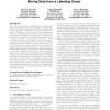 Learning consensus opinion: mining data from a labeling game