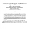Learning Data Trend Regularities From Databases in a Dynamic Environment