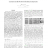 Learning Generative Models via Discriminative Approaches