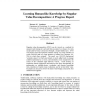 Learning Human-like Knowledge by Singular Value Decomposition: A Progress Report