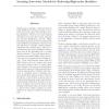 Learning Low-order Models for Enforcing High-order Statistics