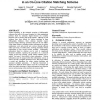 Learning metadata from the evidence in an on-line citation matching scheme