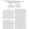 Learning Predictions of the Load-Bearing Surface for Autonomous Rough-Terrain Navigation in Vegetation