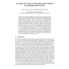Less Haste, Less Waste: On Recycling and Its Limits in Strand Displacement Systems