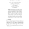 LESS - Template-Based Syndication and Presentation of Linked Data