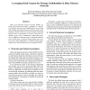 Leveraging Social Contacts for Message Confidentiality in Delay Tolerant Networks