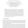 Lexical Choice via Topic Adaptation for Paraphrasing Written Language to Spoken Language