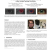 Limbus/pupil switching for wearable eye tracking under variable lighting conditions