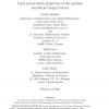 Limit Preservation Properties of the Greatest Semilattice Image Functor