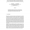 Linear Dependent Dimensionality Reduction
