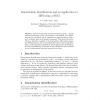 Linearization identification and an application to BSS using a SOM