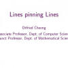 Lines Pinning Lines