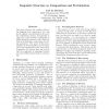 Linguistic Structure as Composition and Perturbation
