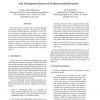 Link Management Framework for Hyper-Media Documents